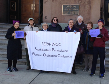 SEPAWOC at 2018 Women's March